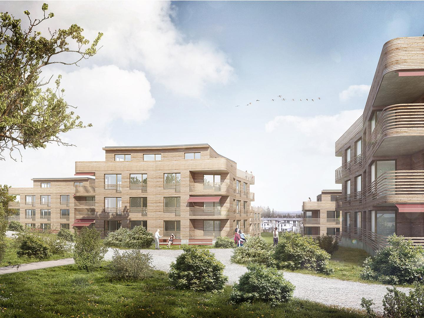 Residential development Rossweid