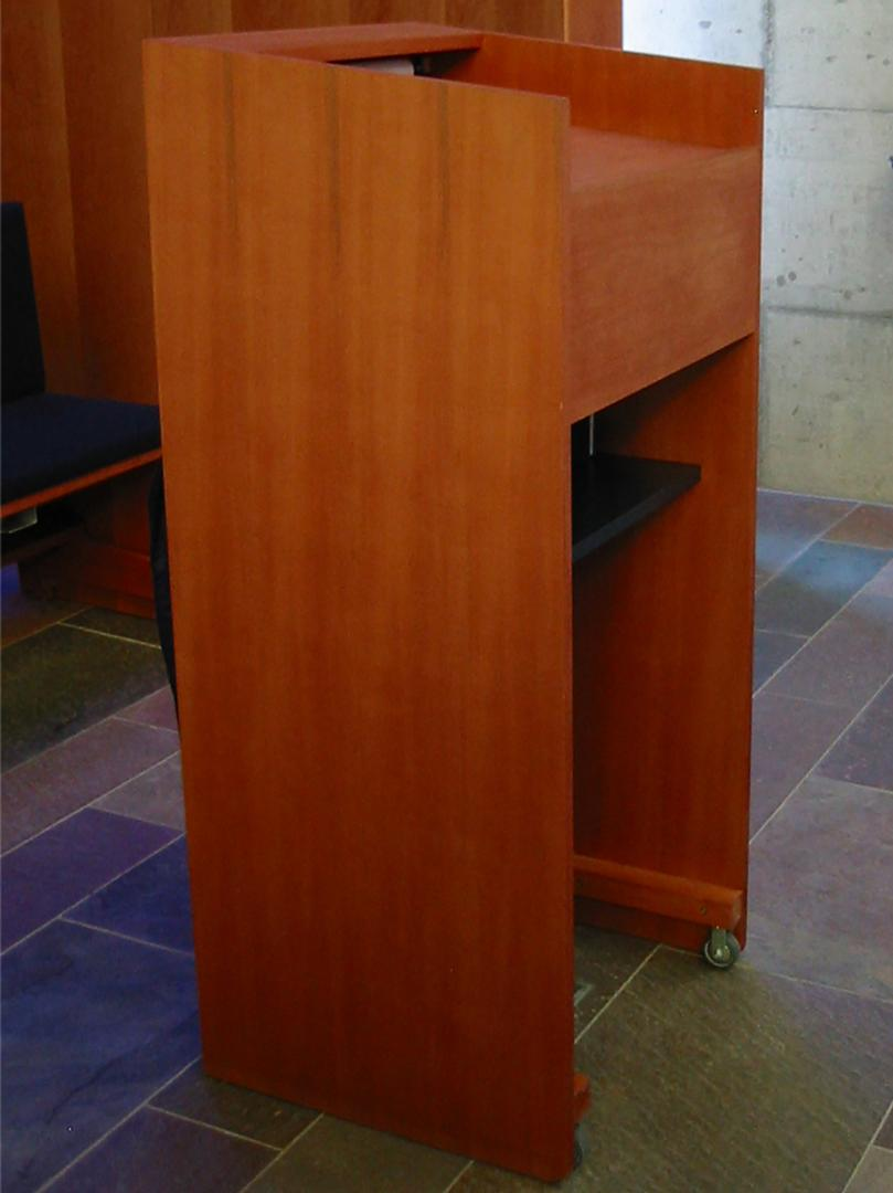 Lectern of Brother Klaus